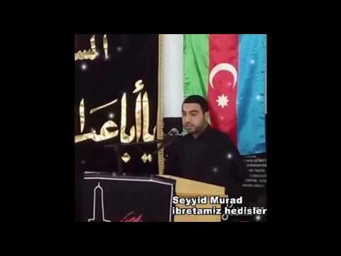 Seyyid Murad ibretamiz hedisler (Mirtagi...