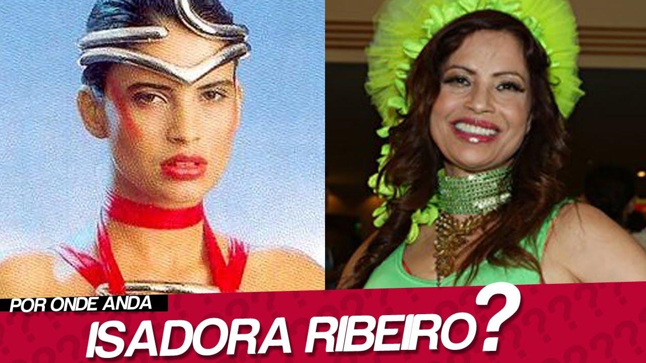 Isadora Ribeiro Nude Photos 20