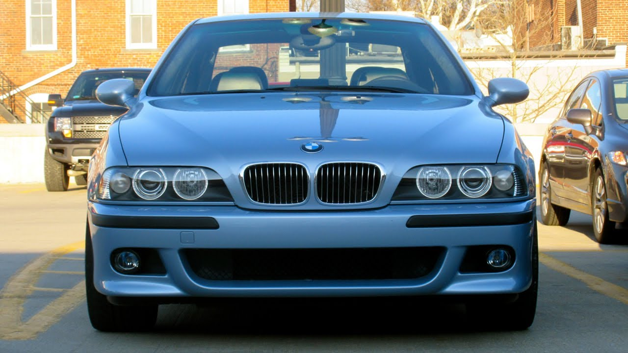 Bmw E39 M5 Front Bumper Replacement Diy Youtube