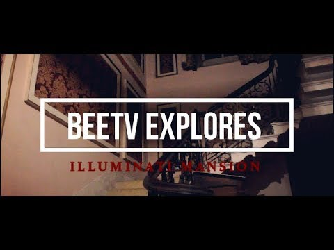 EXPLORING A ILLUMINATE MANSION WITH POWER