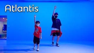 [BOY KIDS] SHINee (샤이니) - Atlantis (아틀란티스) 안무 | 키즈 주니어 댄스 커버…