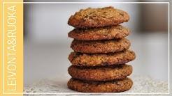 Herkulliset suklaahippu-cookiet