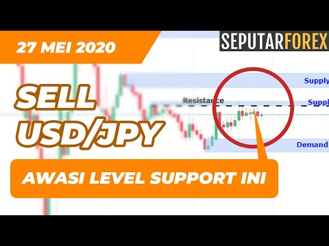 peluang-trading:-sell-usd/jpy-waspadai-break-support