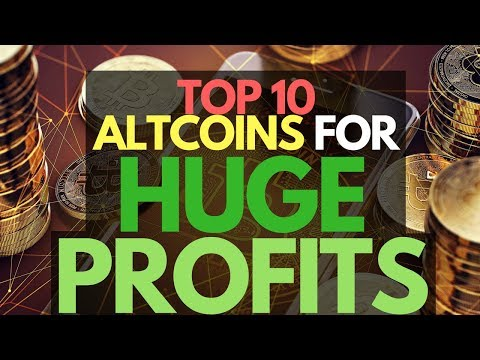 Top 10 Altcoins for HUGE PROFITS IN 2018 - Ethereum, Cardano, IOTA, Dash, Monero, EOS, NEO, Lisk...