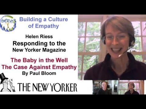 Culture of Empathy Builder: Helen Riess
