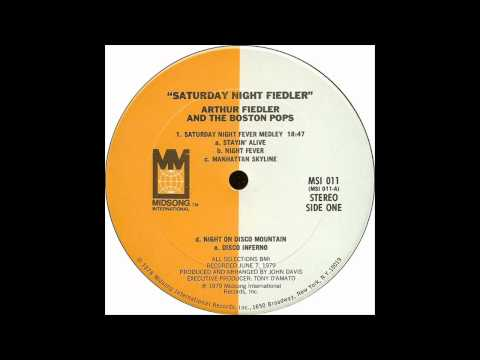 Arthur Fiedler - Saturday Night Fever Medley (1979)