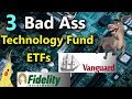 Which Information Technology Fund Etf Should I invest in? (3 Very Good Information Technology Funds)