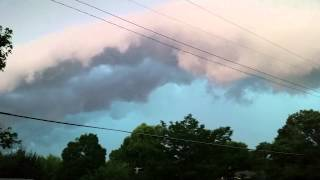 July 13th 2015 Storm in Quincy IL