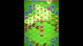Blossom Blast Saga Level 639 - NO BOOSTERS