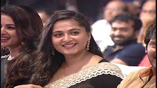 Actress Anushka Shetty Grand Entry at Size Zero Audio Launch | Anushka Shetty | Arya