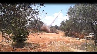 حصري: تجربة صاروخية على منظومة دفاع جوي لمهندسين سوريين