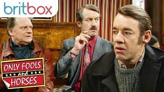 Trigger Nearly Reveals the Truth About Marlene to Boycie | Only Fools and Horses