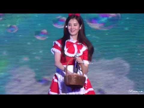 181124 SEOHYUN(서현)_Kissing You_FM In Taiwan