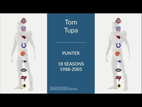 Tom Tupa: Football Punter and Quarterback