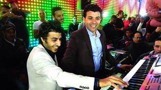 المطرب محمد وحيد يعزف ويبدع مع الغمراوى والغمراوى بيسقف ويرقص مكسرين الفرح