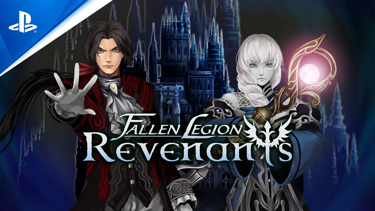 Fallen Legion Revenants - Launch Trailer | PS4 - YouTube