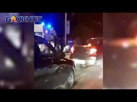 Страшная авария на мосту в Волгодонске: есть пострадавшие