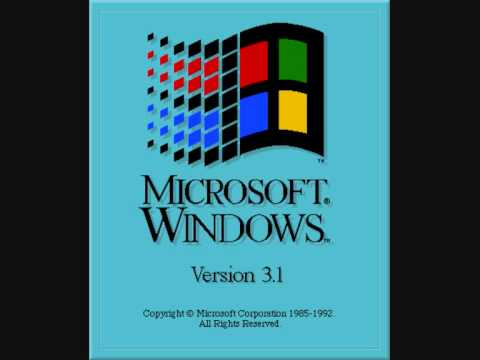 Microsoft Windows 3.1 Startup Sound