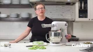 Precision Master™ Stand Mixer Pasta Roller and Cutter Attachment (PRS-50)