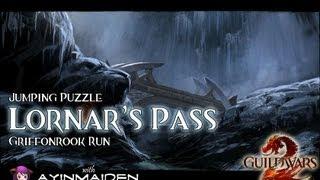 ★ Guild Wars 2 ★ - Jumping Puzzle - Lornar's Pass (Griffonrook Run)