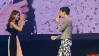 Aaron Yan & Tia Li _   (24/08/2014 )
