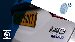 Hyundai i40 Replacing rear brake discs and pads