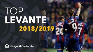 TOP Goles Levante UD LaLiga Santander 2018/2019