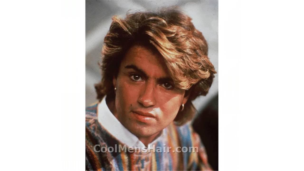 80s Hairstyles Men Youtube