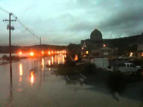 Flood 2011 Towanda PA Bradford County