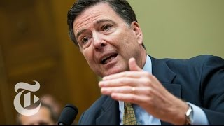 FBI Chief James Comey Testifies On Hillary Clinton, Wikileaks (Full Testimony) | The New York Times