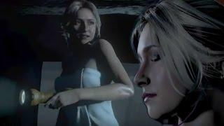 Until Dawn Sam (Hayden Panettiere) VS Psycho Killler
