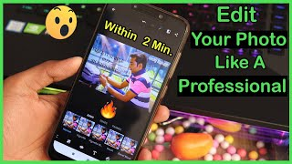 Best Photo Editing App For Android | IOS | Windows Phone | Adobe Photoshop Express in 2020