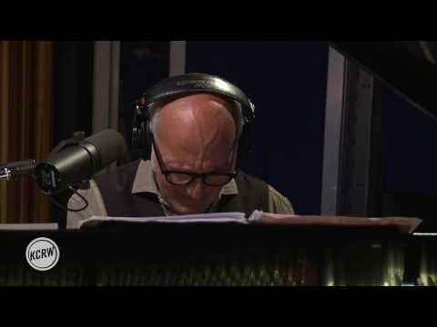 Ludovico Einaudi performing