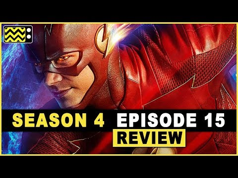 The Flash Season 4 Episode 15 Review & Reaction | AfterBuzz TV