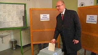Czech left look set to win elections