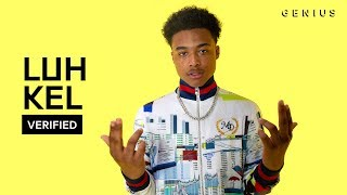 "Luh Kel ""BRB""  Lyrics & Meaning 
