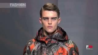 EMPORIO ARMANI Menswear Spring Summer 2017 Milan by Fashion Channel