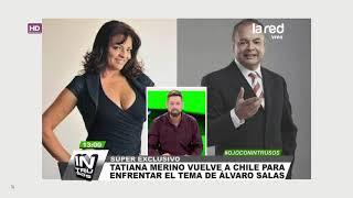 Tatiana Merino romperá el silencio tras demanda por paternidad de Álvaro Salas