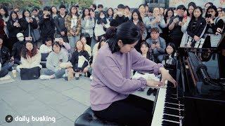 이 여학생의 신들린 피아노 테크닉 ㅎㄷㄷ
