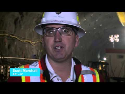 John Hart Generating Station Replacement Project Construction Update 2
