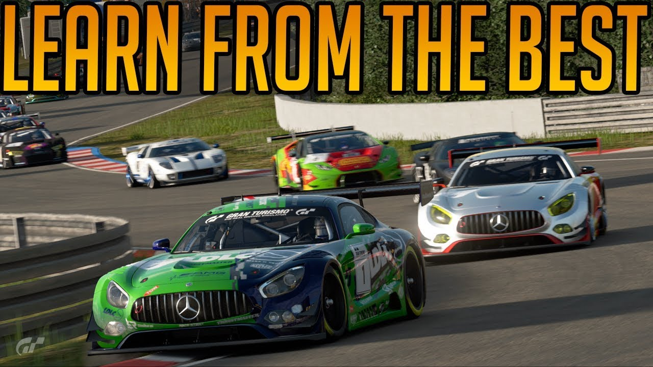 Gran Turismo Sport: Learning From the Very Best