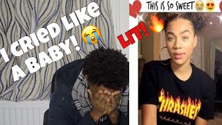 I CRIED 😭 // How Could You Play Me Challenge REACTION 💔 | Davine Jay