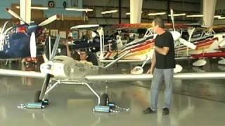Pure Electric Flight, Electraflyer-C at OSH