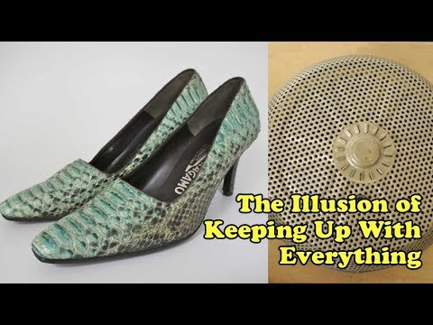 Scavenger Life Episode 333: The Illusion of Keeping Up With Everything