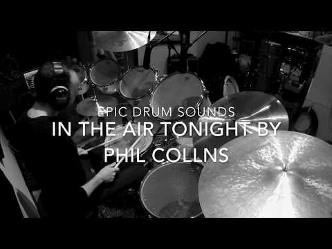 How to Get The Sound For: In The Air Tonight - Phil Collins