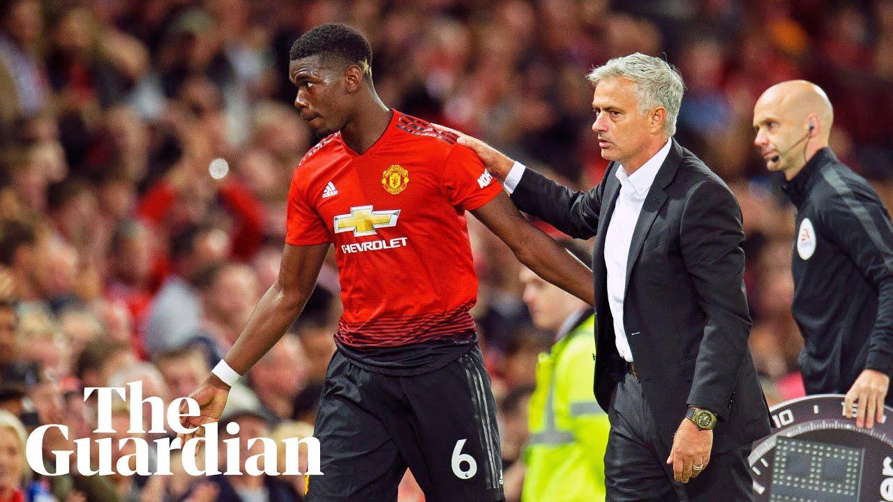 'Pogba was a monster': José Mourinho praises United's performance