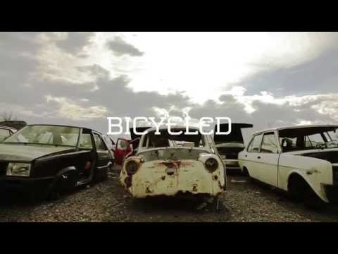 Bicycled: La metamorfosis de un coche en bicicleta