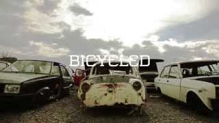 Bicycled » A bike made out of cars [NEW]