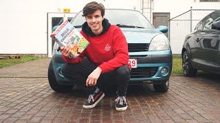 MY FIRST CAR!! | Longboard Adventures DITL | Dance x Freestyle