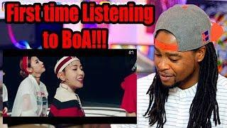 BoA | NEGA DOLA MV | First Time Listening to BoA | REACTION!!! - Stafaband